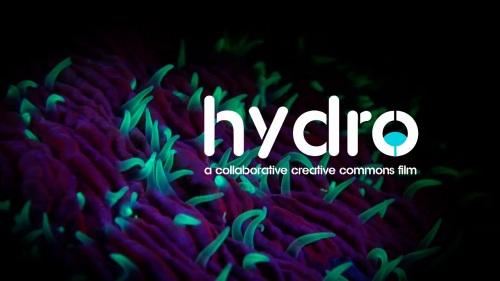 Hydro Blanco con fondo inferno